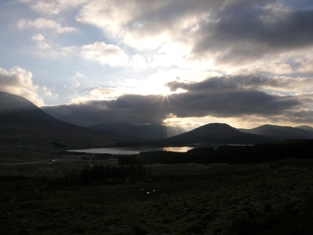 Glencoe Scotland by mikequigley