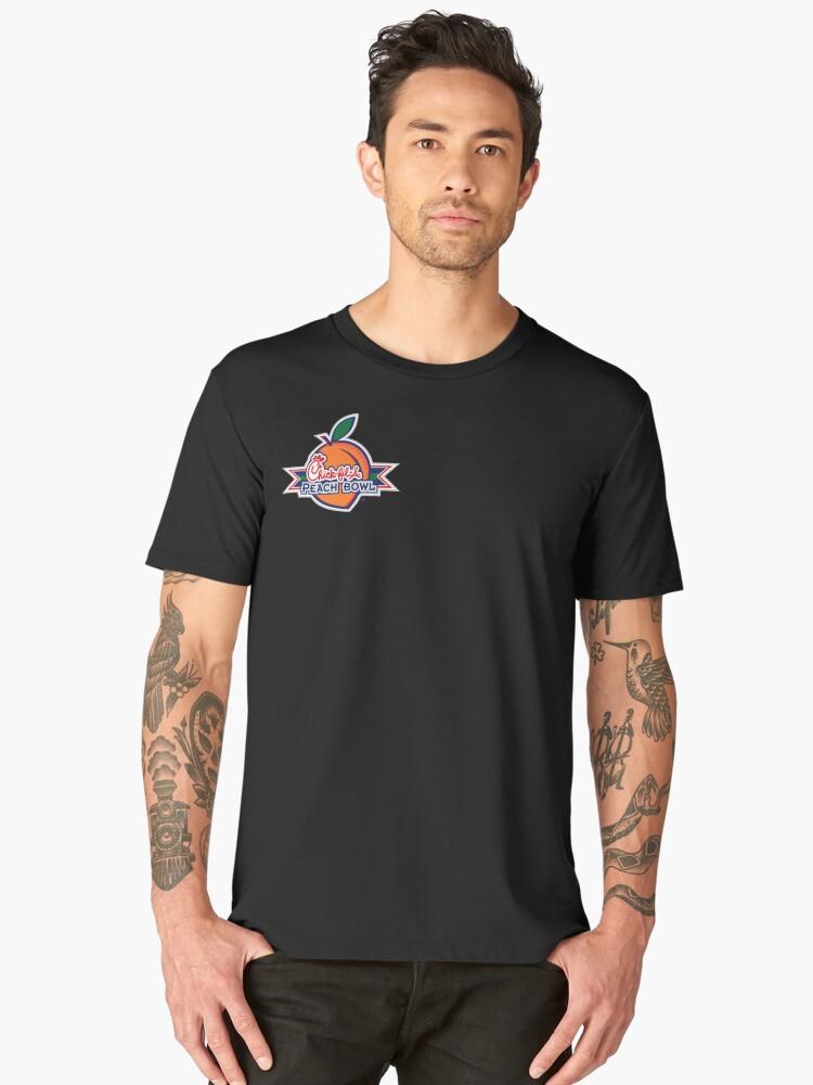 ucf knights football champions Men's Premium T-Shirt Front