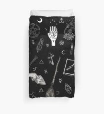 Witchy Duvet Cover