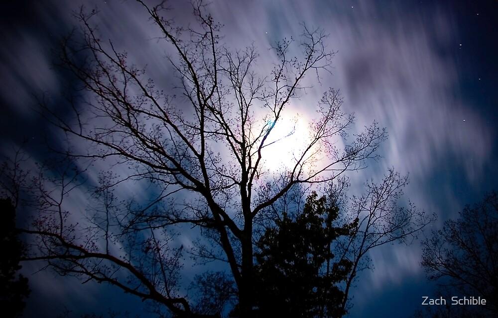 Moon by Zach  Schible