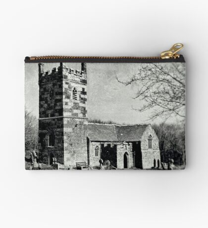 St Wynwallow in Collodion Zipper Pouch
