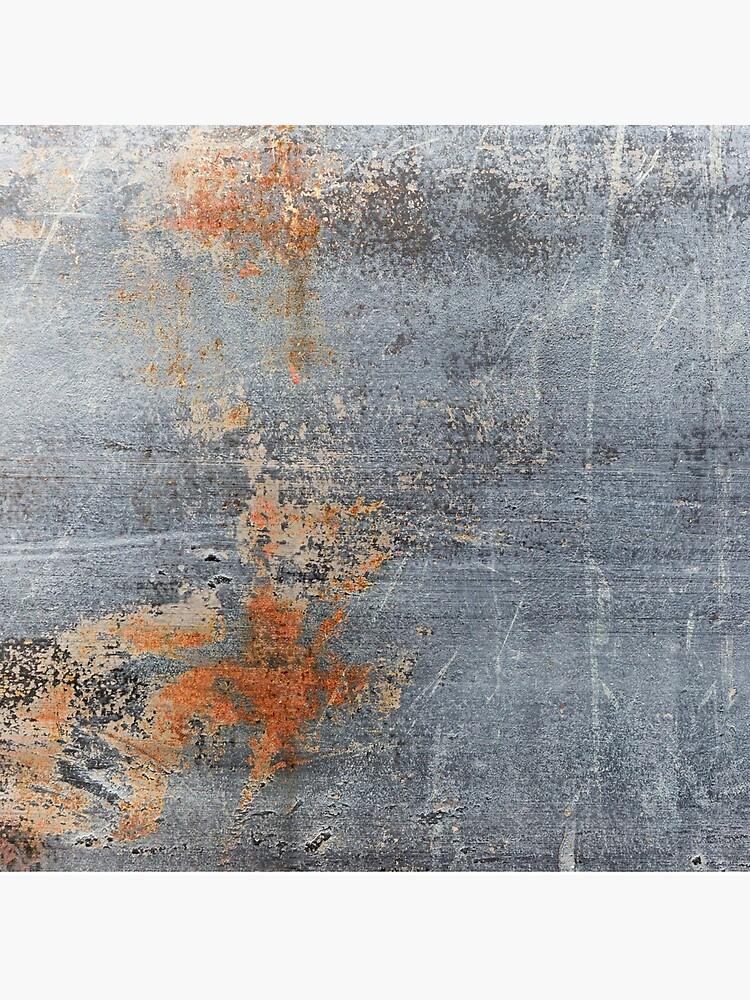 Quema Blue Rust - Alternativa II de textural