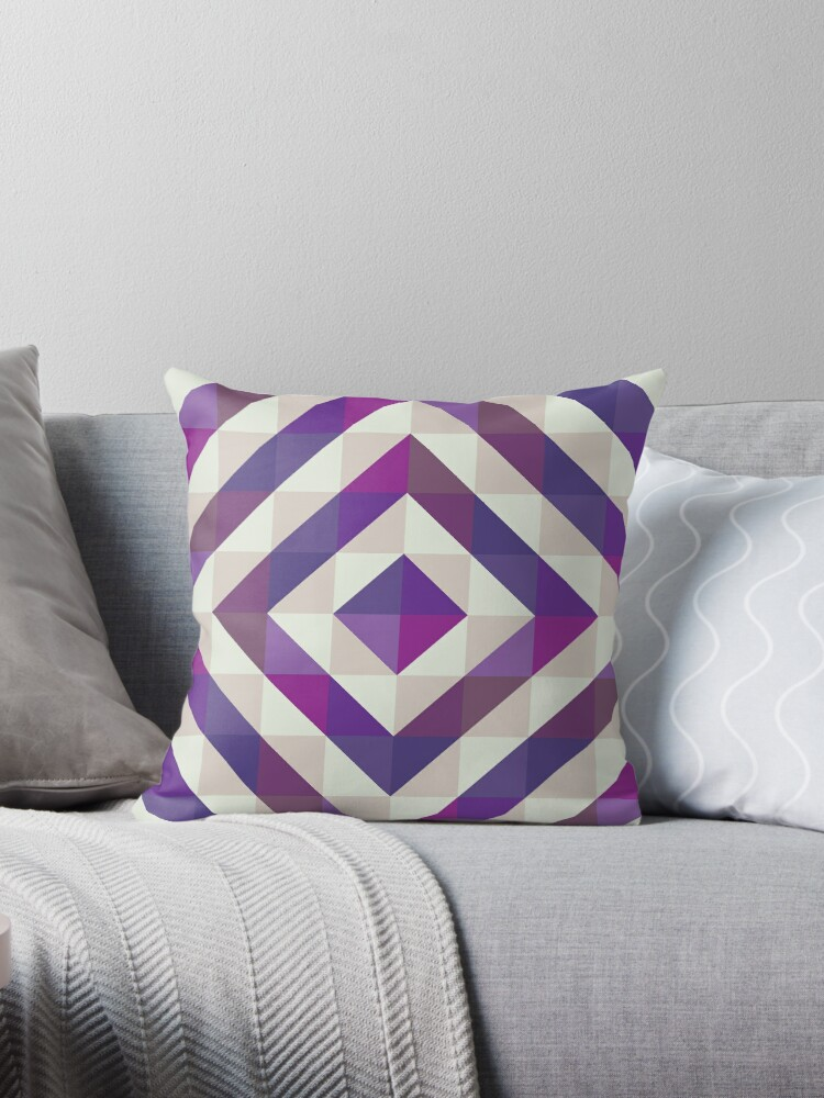 Patchwork Purples by fimbisdesigns