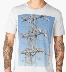 The Cable Factroy Men's Premium T-Shirt