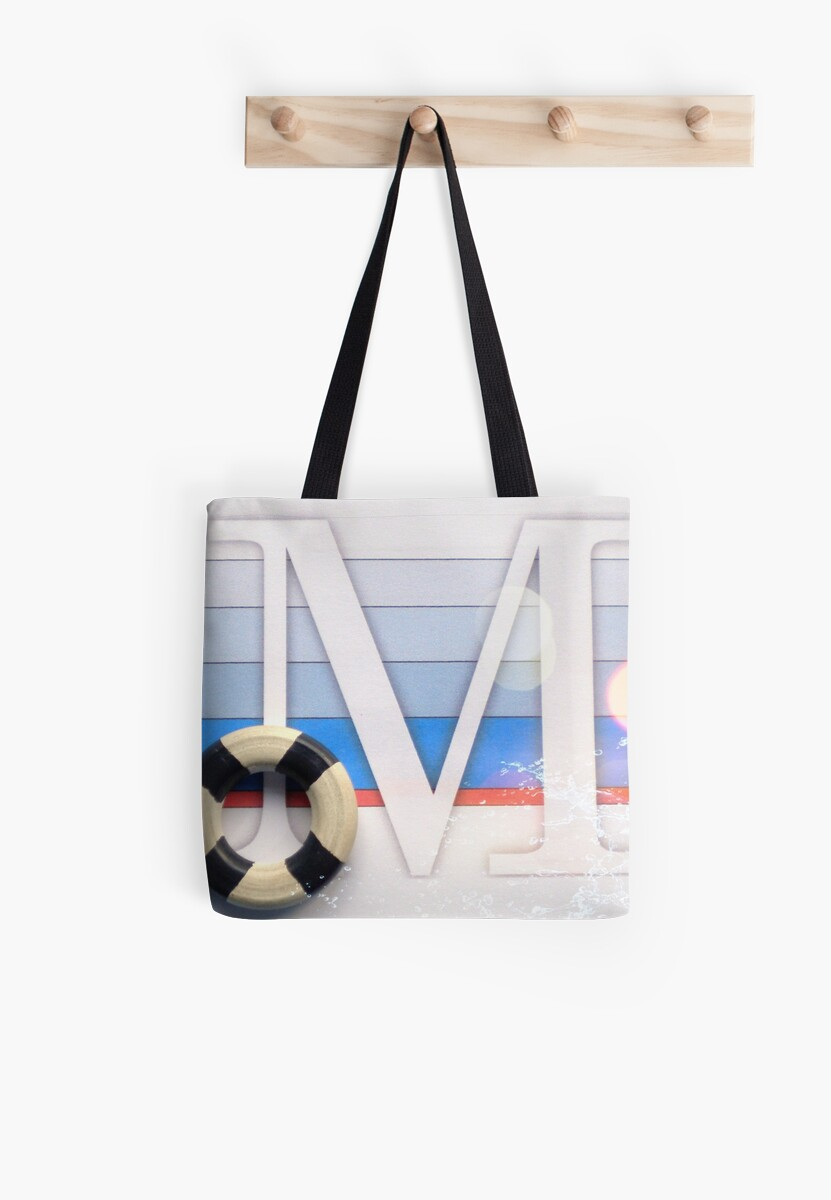 Initial M - nautical style by myfavourite8