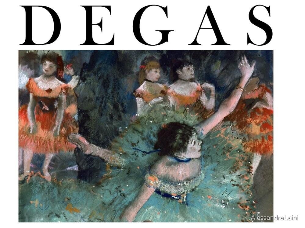 Degas by AlessandraLaini
