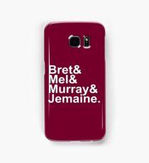 Bret & Mel & Murray & Jemaine Samsung Galaxy Case/Skin