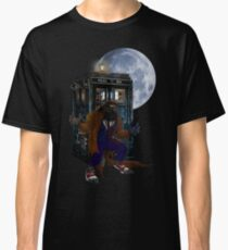 bad were wolf time travel Classic T-Shirt