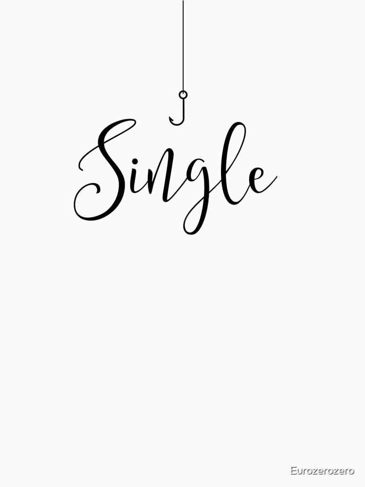 Single, white by Eurozerozero