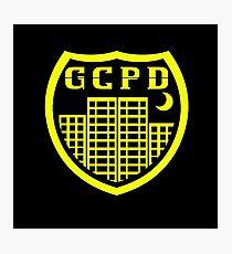 GCPD Photographic Print