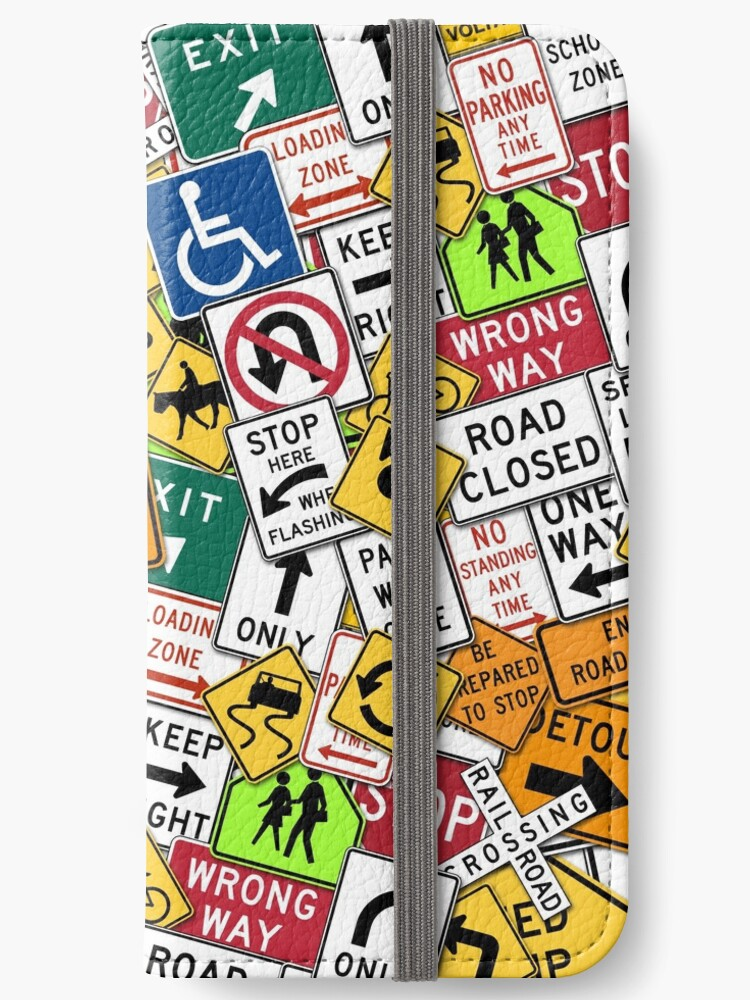 Street Signs Collage by ThisOnAShirt