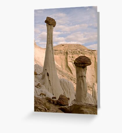 Wahweap Hoodoos Greeting Card