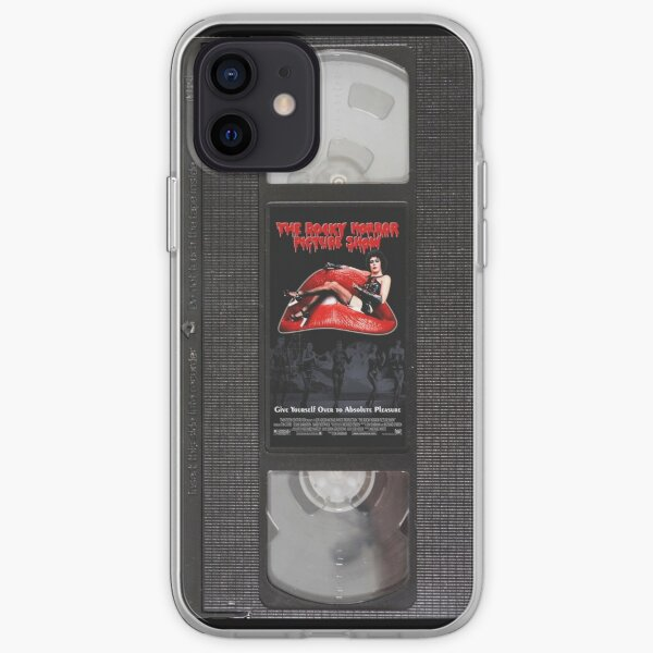 Rocky Horror Picture Show VHS iPhone Soft Case