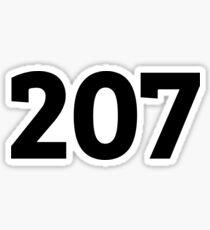 207 Sticker