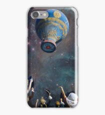 UP.UP.AND AWAY. iPhone Case/Skin