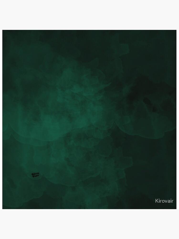 Emerald #minimal #design #kirovair #decor #buyart #green #design #elements von Kirovair