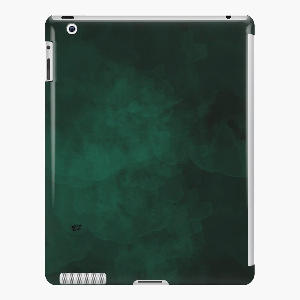 Emerald #minimal #design #kirovair #decor #buyart #green #design #elements iPad Case & Skin