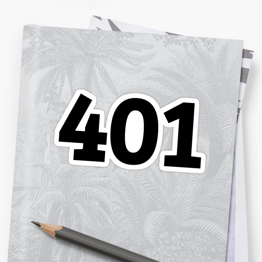 401 by clairekeanna