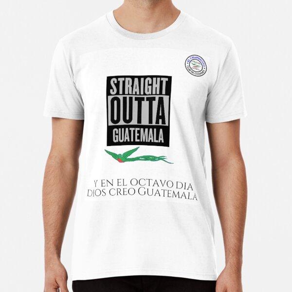 Lopez El Chapiincito II Club De Chapines white shirt 889 Premium T-Shirt