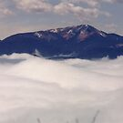 Walking Above The Clouds by mwmclaren