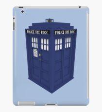 Pixel Doctor Who Tardis iPad Case/Skin