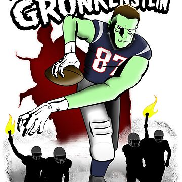 Gronkenstein by zork40
