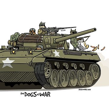 The Dogs of War: M18 Hellcat by siege103