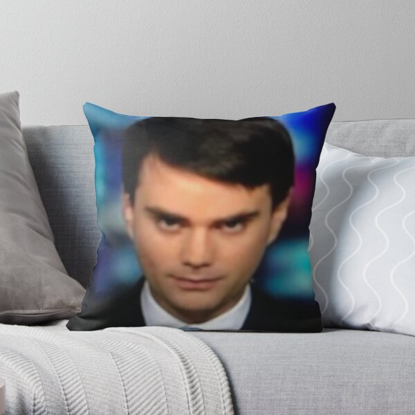 ben shapiro  Throw Pillow