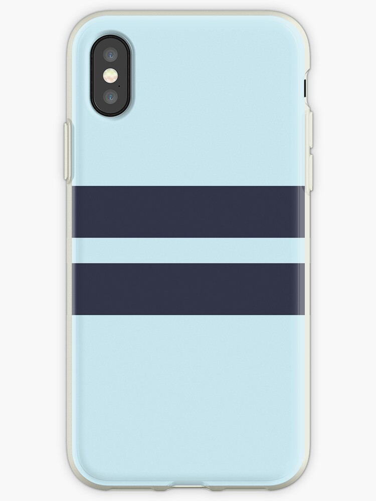 Light Blue/Navy Blue Stripes by sidebar