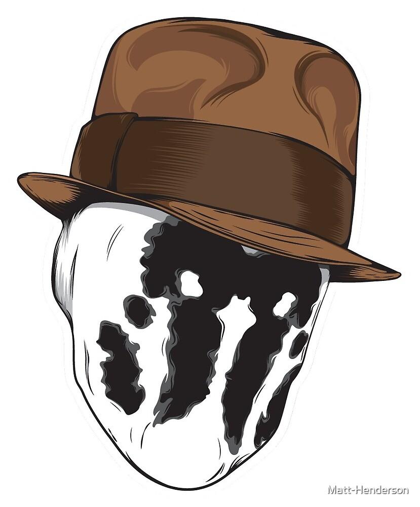 Rorschach by Matt-Henderson