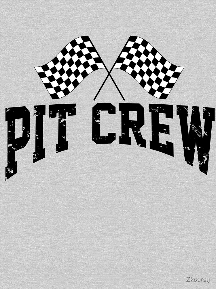 Pit Crew Car Motor Racing by Zkoorey