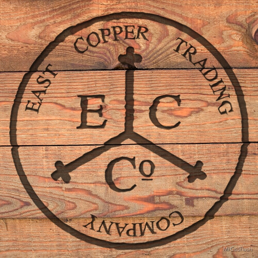 East Copper Trading Company by MrCadflash