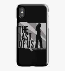 Buffy, the Last of Us iPhone Case