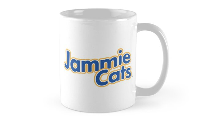 Jammie Cats Logo by Terre Britton