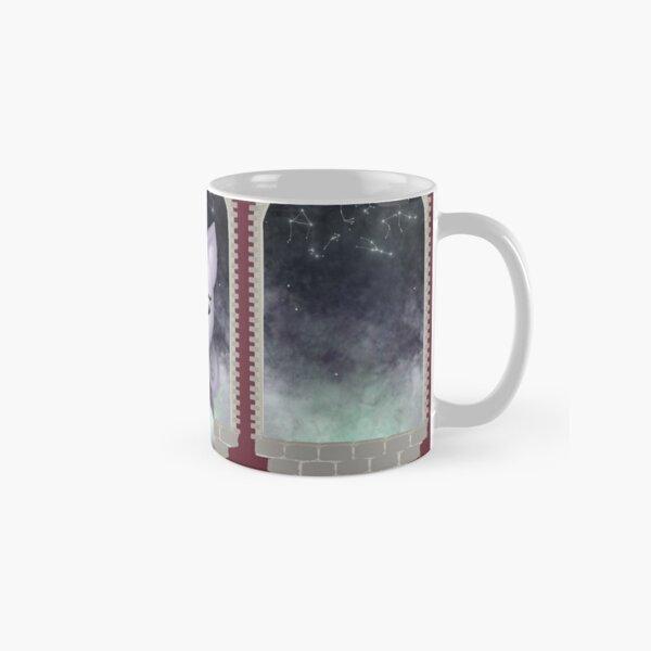 Mystic Miku   Crystal Ball & Zodiac   Wine Red Classic Mug