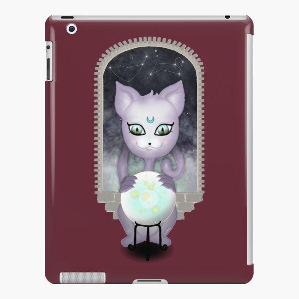 Mystic Miku   Crystal Ball & Zodiac   Wine Red iPad Snap Case