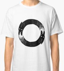 Schwarzer Hase Classic T-Shirt