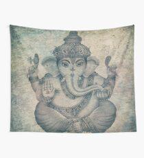 Deity Ganesh Wall Tapestry
