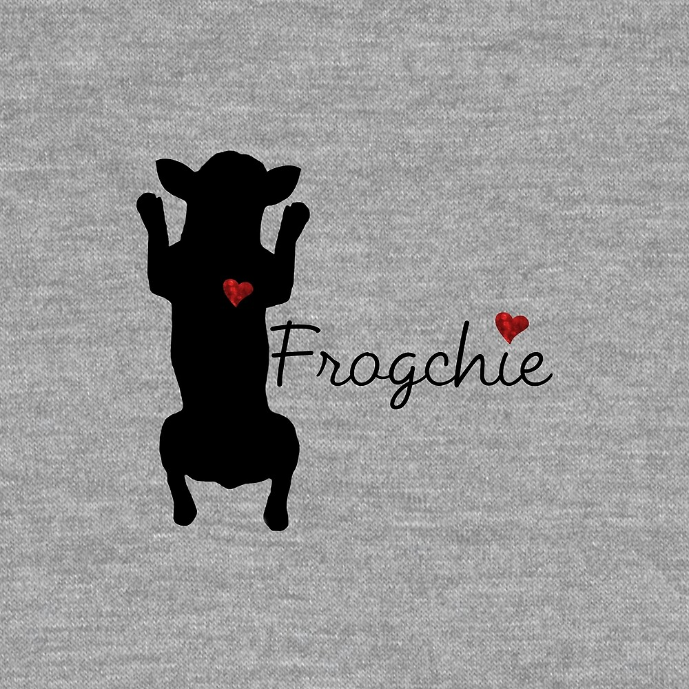 Frogchie French Bulldog by umeimages