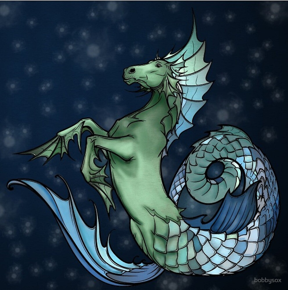 Lord of the Seahorses by bobbysox