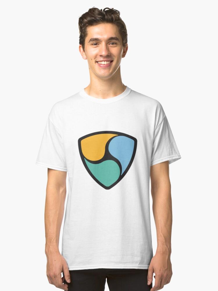 NEM Classic T-Shirt Front