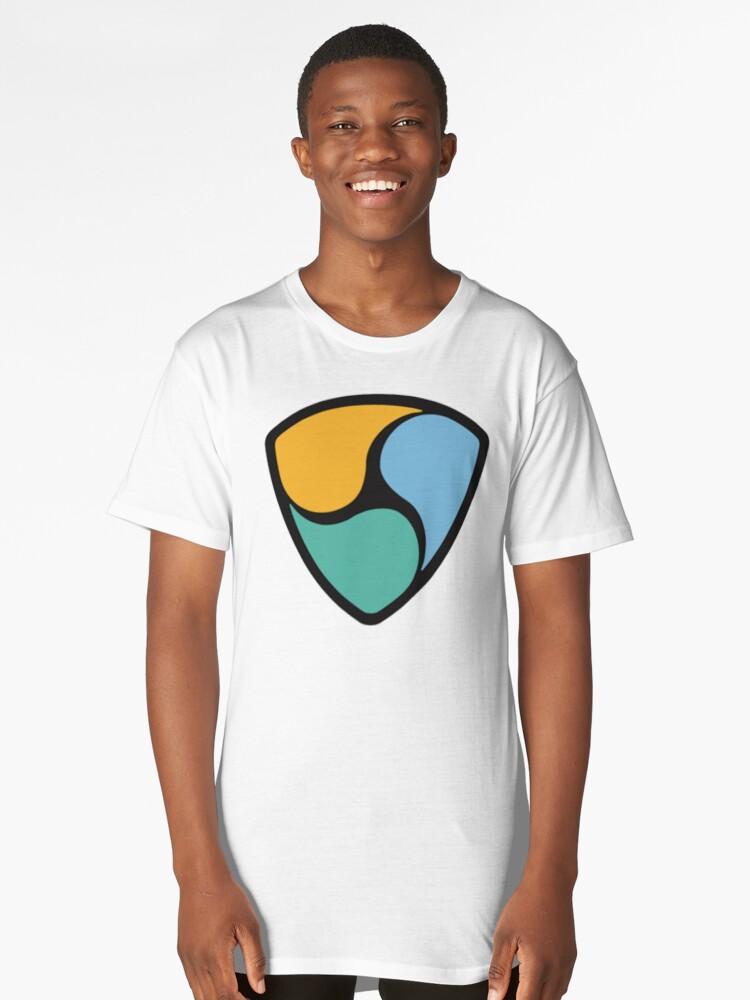 NEM Long T-Shirt Front