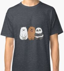 Panda and Friends Classic T-Shirt