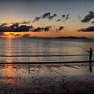 Pallarenda Sunrise by Roboftheland