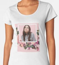 Dua Lipa Women's Premium T-Shirt