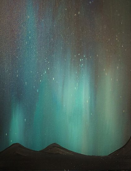 Fernie Lights  by ArtByBinny