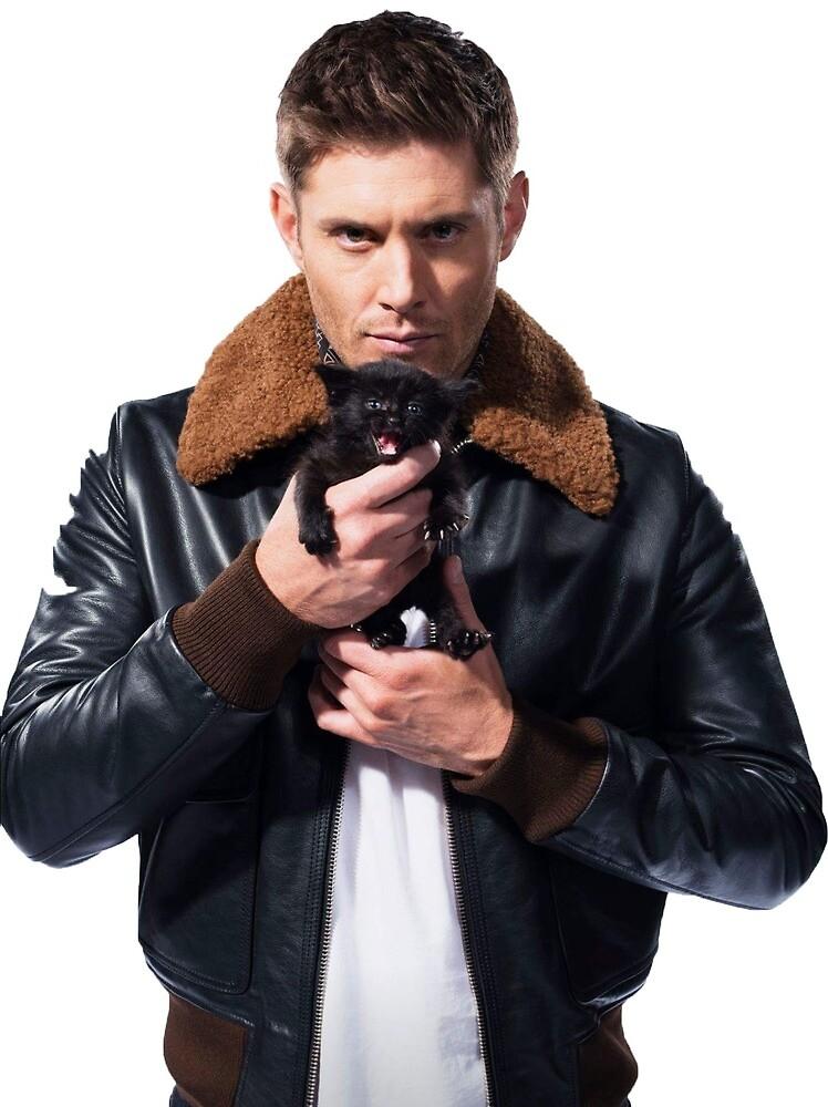 Daddy Jensen by shaileyann