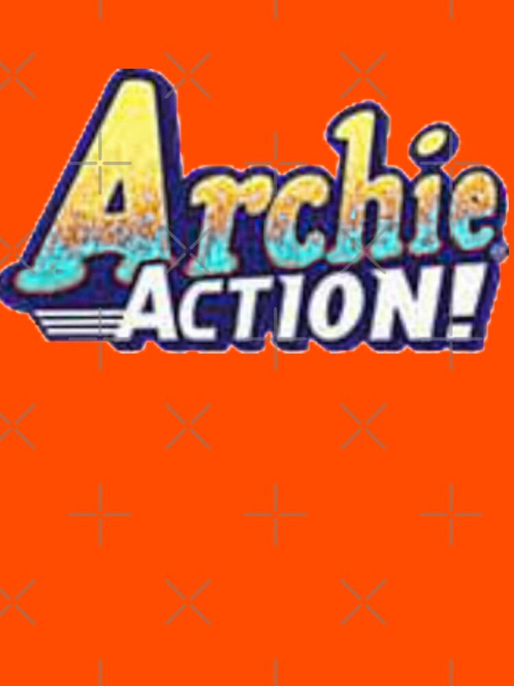 Archie Action by benj44