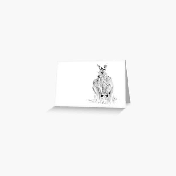 joey Greeting Card
