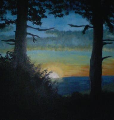 Sunsetttt by naaooommmmiiiii